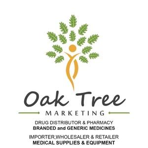 Preview oak tree logo