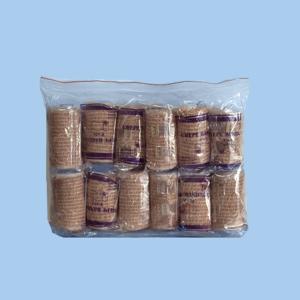 "Dr. Care 3"" Elastic Bandage ""Crepe""  - Per Pack of 12 Rolls"