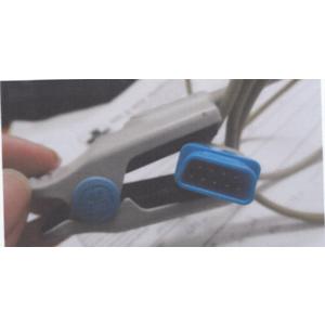 SPO2 Sensor Clip Type 9 Pins for Patient Monitor GE B20