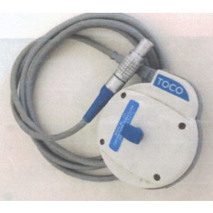 TOCO Probe for Fetal Monitor Huntleigh BD400XS-2