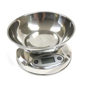 SKSB Digital Stainless Kitchen Scale with Bowl