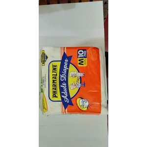 Pharmaline Adult Diaper - Medium / Pack