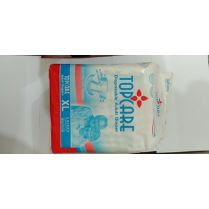 Topcare Adult Diaper - XL / 10's per pack