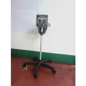 Stand type with roller - Blood Pressure monitor digital  / unit