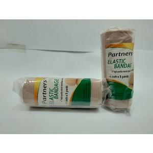 Elastic bandage - 4in x 5 yds. / roll