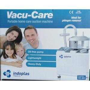 Vacu-Care - Suction machine portable / unit