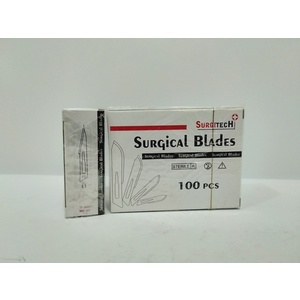 Surgical Blade - Size 11 - 100's per box
