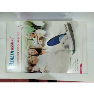 Health Assure Nebulizer machine (1 year warranty) / unit