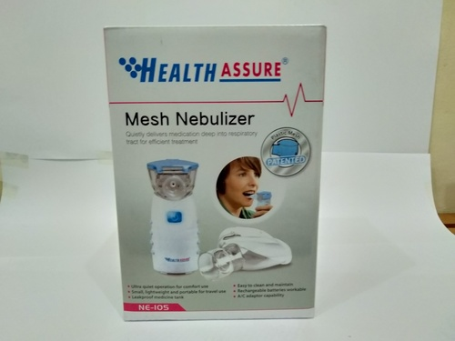 Health assure mesh nebulizer