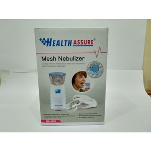 Nebulizer machine , Mesh, Health Assure (1 year warranty) /unit