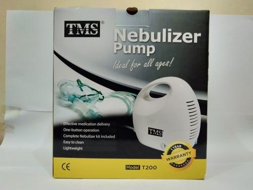 Tms nebulizer pump