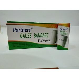 Gauze bandage ,3in x 10yds. / dozen