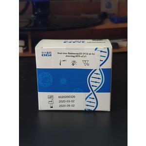 BGI Real Time Fluorescent RT PCR Novel Coronavirus (2019-nCoV) Detection Kit - Carton of 500 Test Kits
