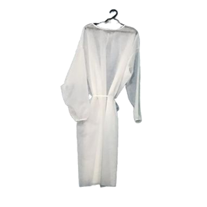 Isolation Gown with head cover and shoe cover