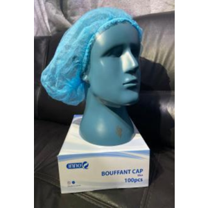 Innoq Non-Woven Bouffant Cap (box of 100)