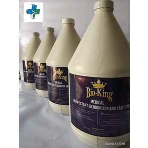Bio-King Medical DisInfectant,Deodorizer and Sanitizer