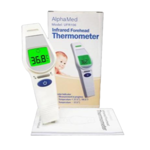 AlphaMed Infrared Forehead Thermometer