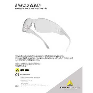 Safety Glasses Brava