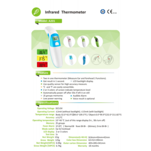 ICST Thermometer