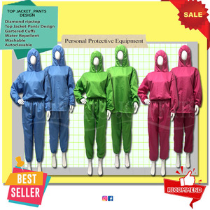 PPE Top jacket- pants design