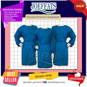 ISOLATION GOWN NON WOVEN
