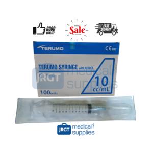 Terumo 10cc Syringe 1 box (100pcs)