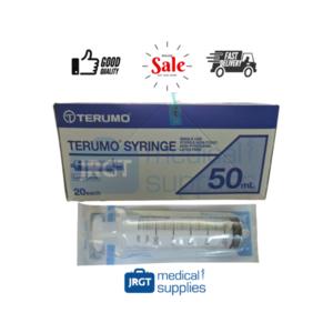 Terumo 50cc (50mL) Syringe 1 box (20pcs)