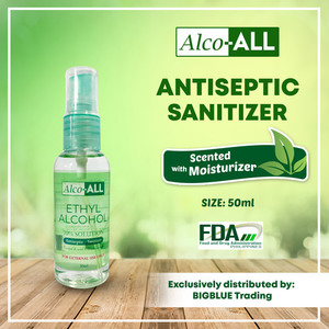 70% Ethyl Alcohol - 50ml spray