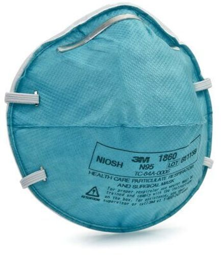 3mtm health care particulate respirator and surgical mask 1860  1