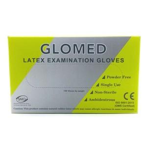 GLOMED - LATEX GLOVES