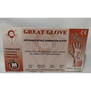 GREATE GLOVES NITRILE