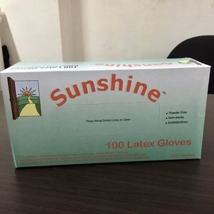 Sunshine Latex Gloves