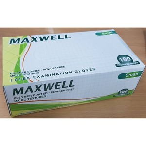 MAXWELL LATEX GLOVES