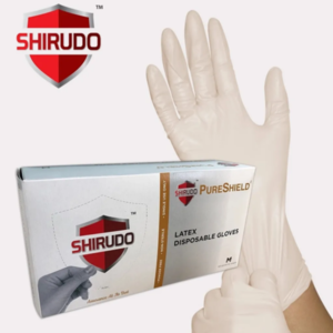 Shirudo Latex gloves