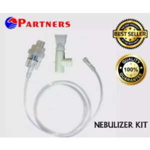 Partners Nebulizer kit with Mouthpiece
