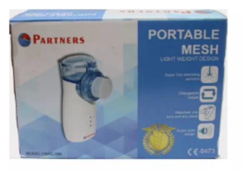 Portable mesh