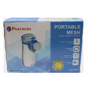 Partners Portable Mesh Nebulizer