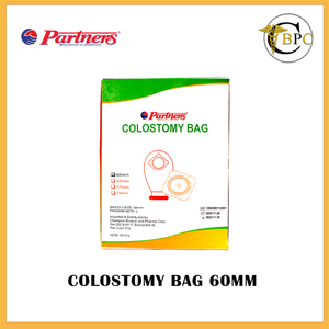 Partners Colostomy Bag 60 mm (6 sets)
