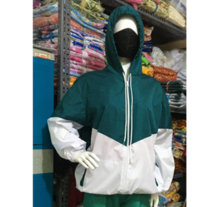 PPE Jacket combi green