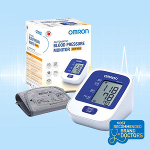 Omron HEM-8712 Automatic Blood Pressure Monitor