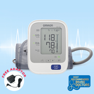 Omron HEM-7322-AP Automatic Blood Pressure Monitor