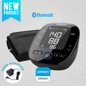 Omron HEM-7280T-AP Automatic Blood Pressure Monitor
