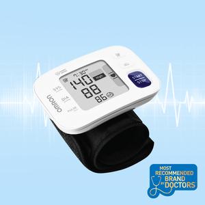 OMRON HEM-6181 Digital Wrist Type Blood Pressure Monitor