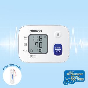 Omron HEM-6161 Digital Blood pressure monitor (Wrist-type)