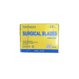 PARTNERS surgical blade carbon steel(100pcs)  #20