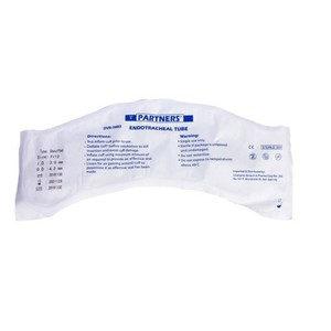 PARTNERS Endotracheal tube 8.0fr(10pcs/box)