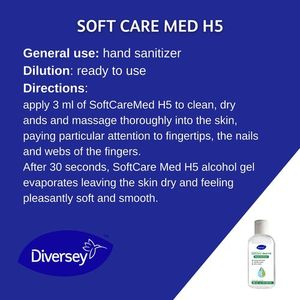 Diversey Soft Care Med H5 60ml