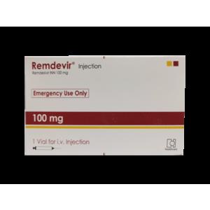Remdevir (Remdesivir) 100 mg IV 1's