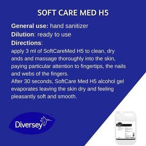Diversey Softcare Med H5 5L