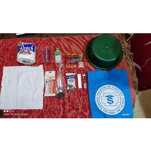 Admission Kit Package 3